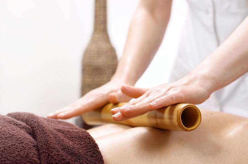 kurs masażu pałeczkami bambusowymi